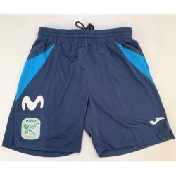 Pantalón Primera Equipación Movistar Inter 2020/2010 Azul