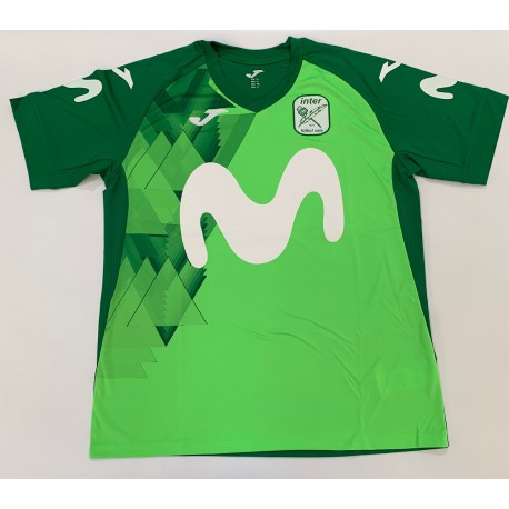 Camiseta Calentamiento Movistar Inter 2020/2021