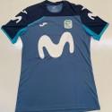 Camiseta Entreno Movistar Inter Oficial 2021/2022 Azul