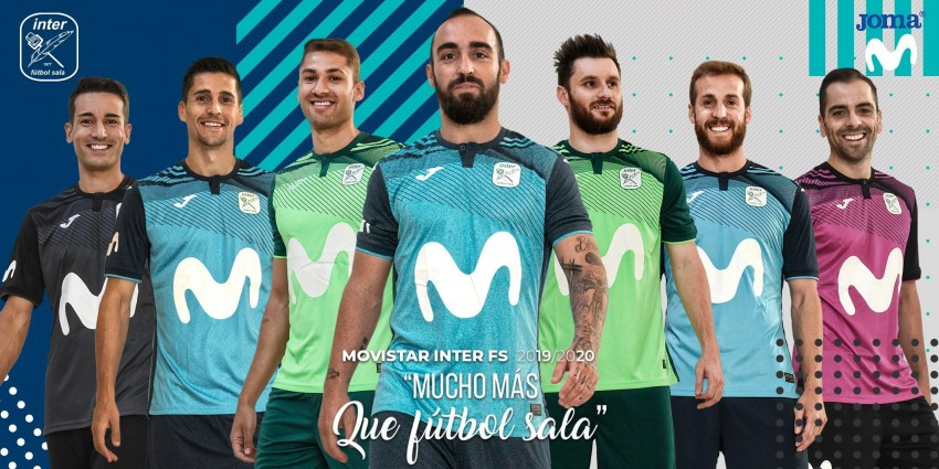 Movistar INTER FS 2019 - 2020
