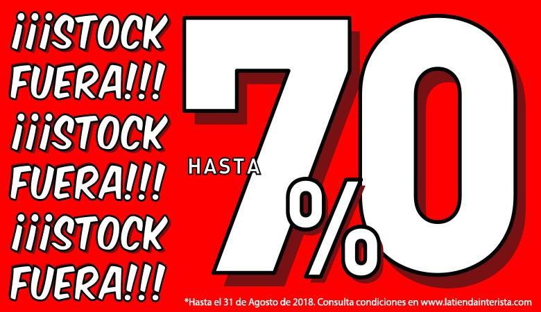 descuento 70%